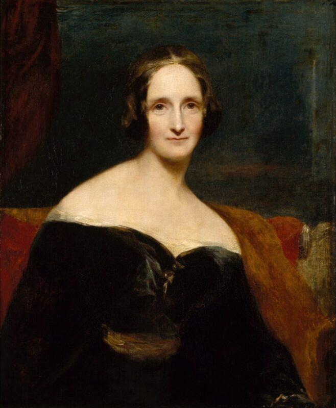 Mary Wollstonecraft Shelley Godwin